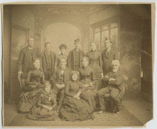 Henry Worrall and family - Page