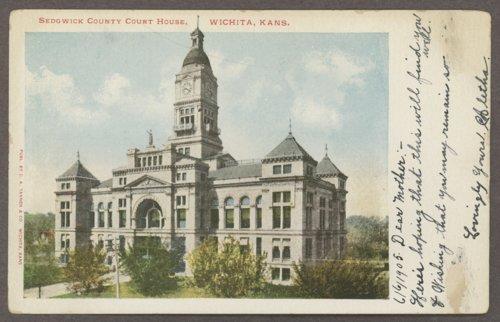 Sedgwick County courthouse in Wichita, Kansas - Page