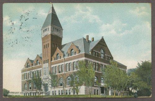 Fairmont College in Wichita, Kansas - Page