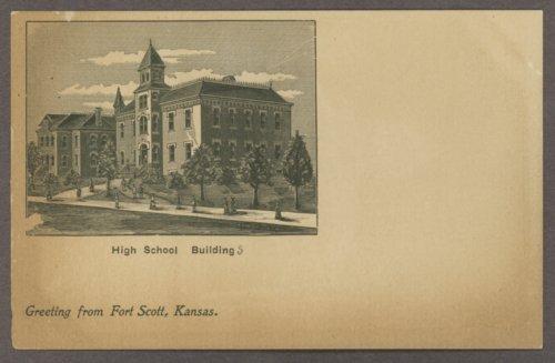 Fort Scott high school in Fort Scott, Kansas - Page