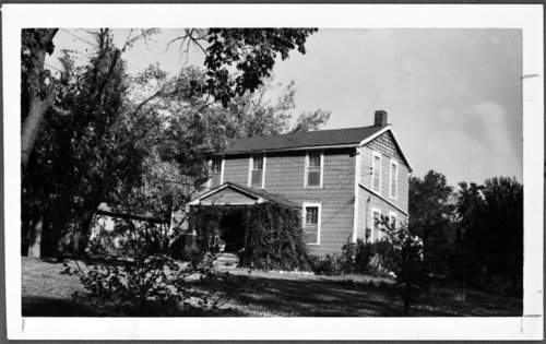 Six mile house in Wyandotte County, Kansas - Page