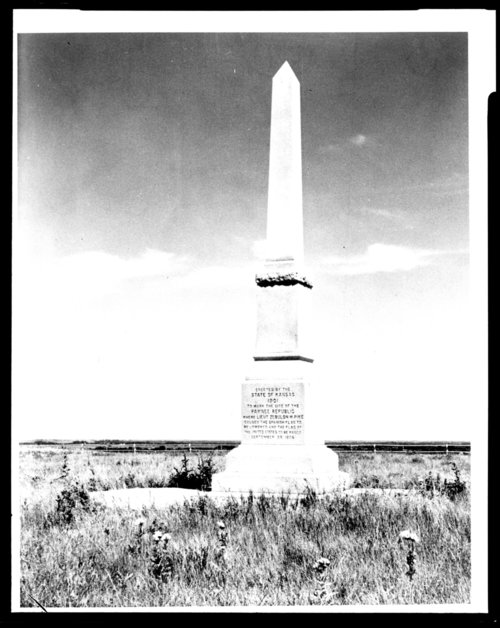 Views of the Pawnee Village monument, Republic County, Kansas - Page