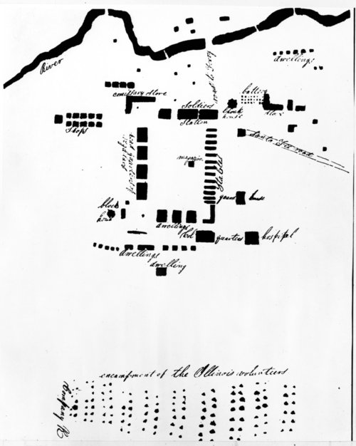 Fort Leavenworth map - Page