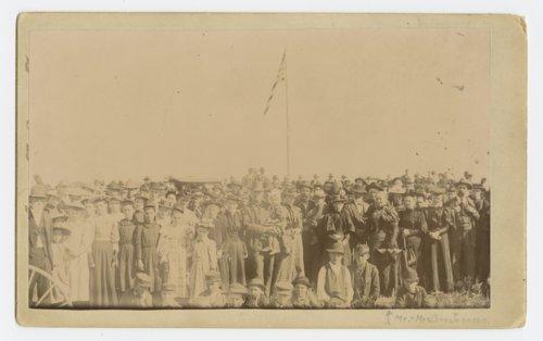 First Pawnee Village celebration, Republic County, Kansas - Page