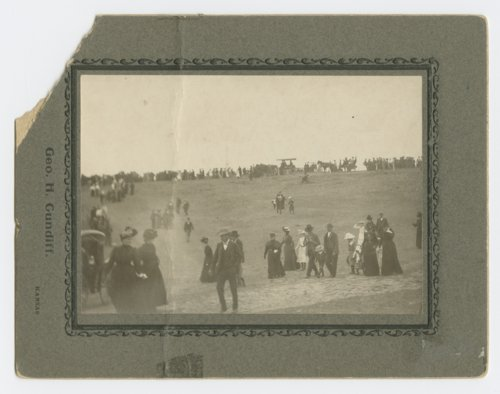 Celebration at Pawnee Indian site, Repbulic County, Kansas - Page