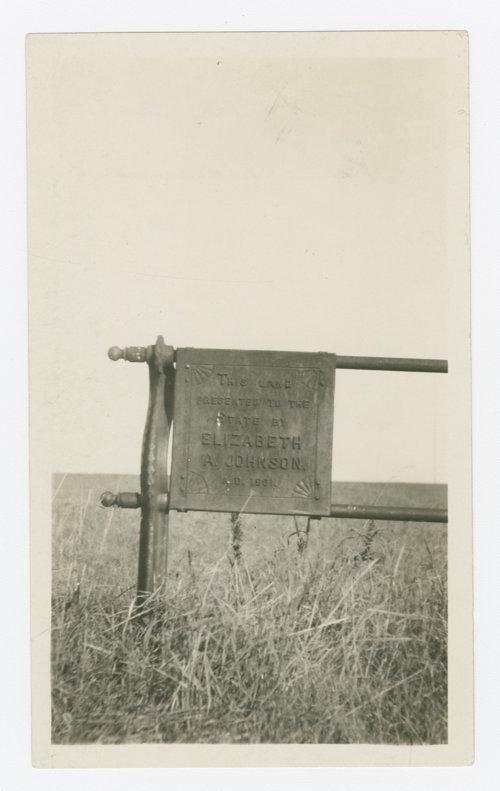 Views of the Pawnee Village site, Republic County, Kansas - Page