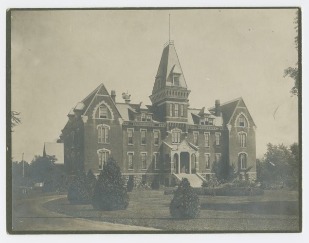 Main building at the Industrial School for Boys, Topeka, Kansas - Page