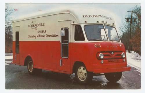 Bookmobile in Kansas - Page