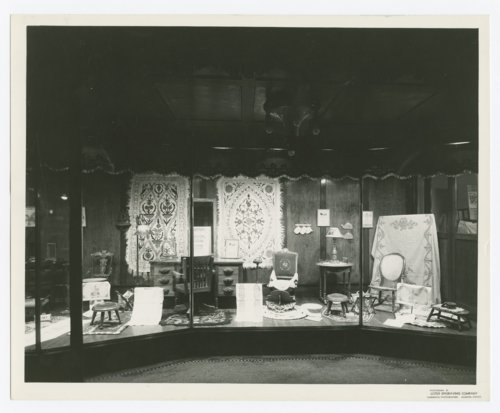 Display of works from the State Orphans Home in Atchison, Kansas - Page