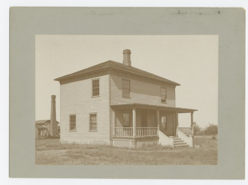 Original building of the Osawtaomie State Hospital in Osawatomie, Kansas - Page