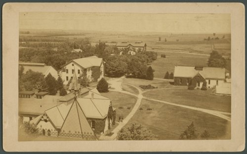 Kansas State Agricultural College in Manhattan, Kansas - Page