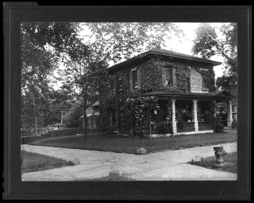 George W. Crane home in Topeka, Kansas - Page