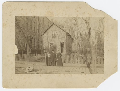 William Scales' home in Topeka, Kansas - Page