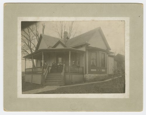 Dundore house in Lecompton, Kansas - Page
