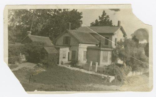 Views of the Isaac Goodnow residence, Manhattan, Kansas - Page