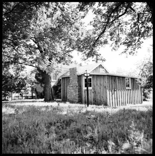 Views of the Isaac Goodnow house, Manhattan, Kansas - Page