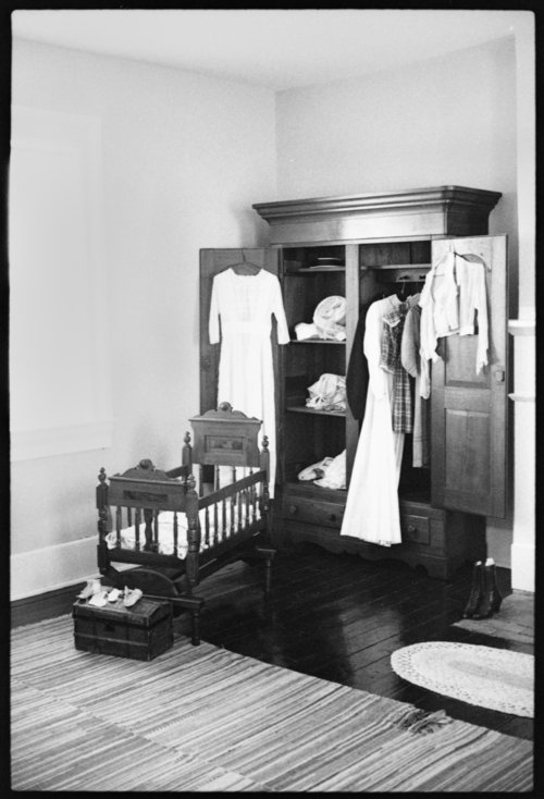 Interior views of Grinter Place in Wyandotte County, Kansas - Page