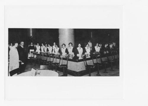 Harvey Girls, Chicago, Illinois - Page