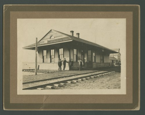 Missouri Pacific Railroad depot, Alton, Kansas - Page