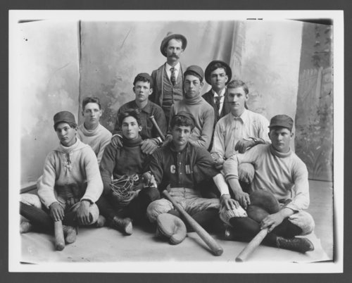 Baseball team, Valley Falls, Kansas - Page
