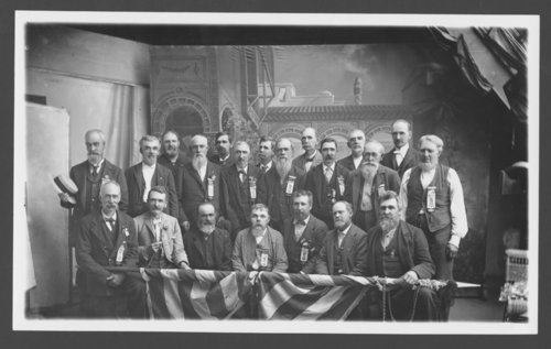 Grand Army of the Republic, Valley Falls, Kansas - Page