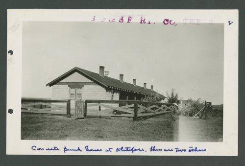 South Plains & Santa Fe Railway Company, Whiteface, Texas - Page
