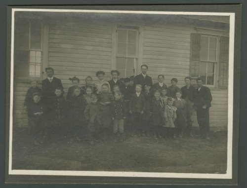 Tebo School, Washington County, Kansas - Page