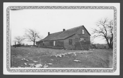 Views of the Hollenberg ranch house, Washington County, Kansas - Page