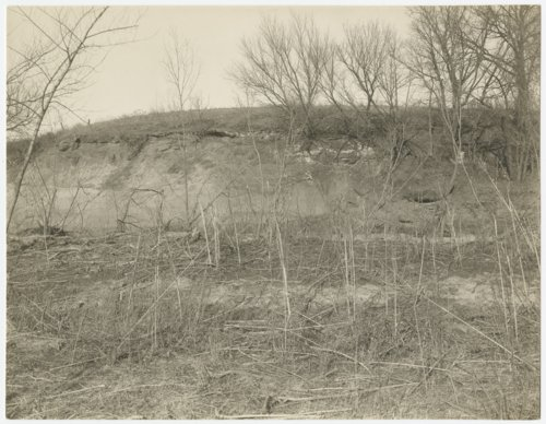 Old Mormon camping ground on Ash Creek, Washington County, Kansas - Page