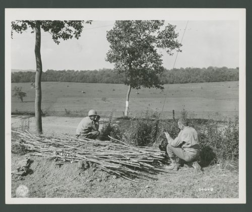 137th Intantry Regiment, 35th Division, Nancy, France - Page