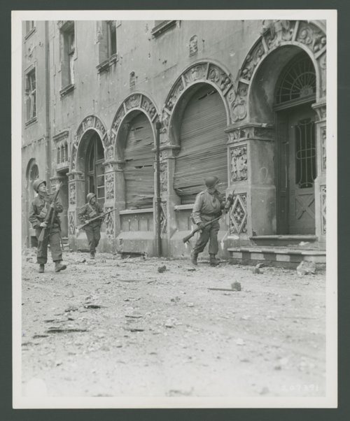 35th Division, Herne, Germany - Page