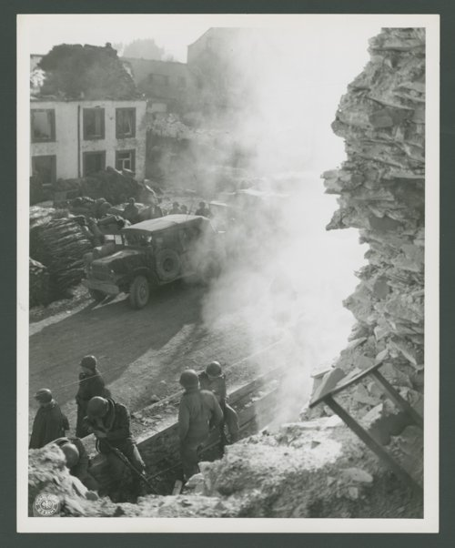 137th Infantry Regiment, 35th Division, Tintange, Belgium - Page