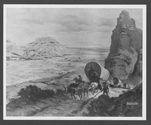 Santa Fe Trail - Page