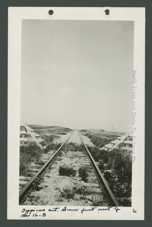 North Texas & Santa Fe Railway Company line - Page