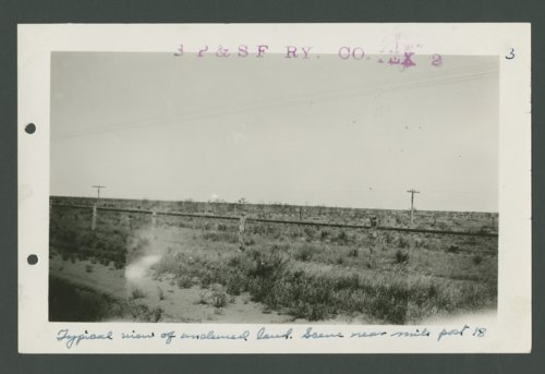 South Plains & Santa Fe Railway Company rail line - Page