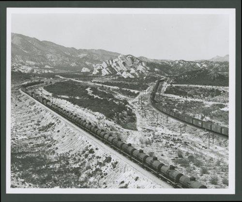 Atchison, Topeka & Santa Fe Railway Company's rolling stock, Cajon Pass - Page