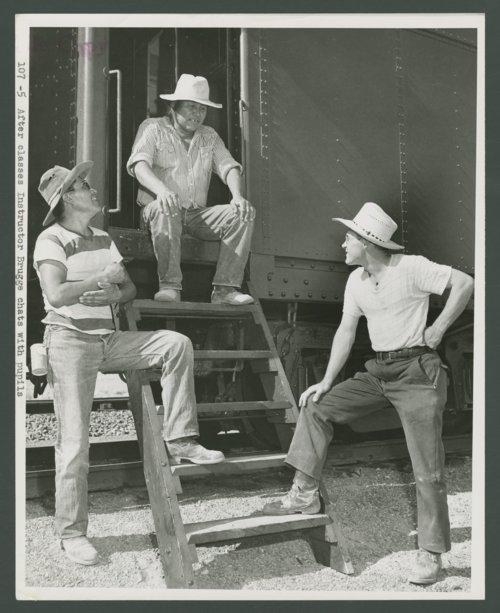 Atchison, Topeka & Santa Fe Railway Company employees - Page