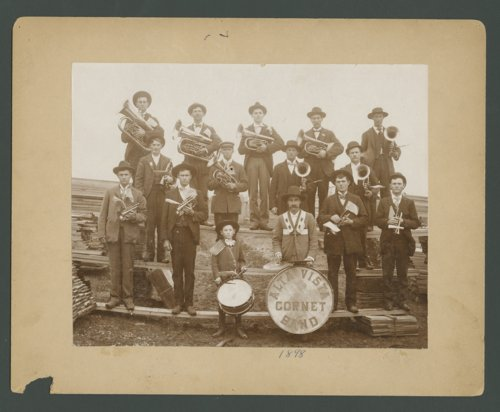 Alta Vista Cornet Band from Alta Vista, Kansas - Page
