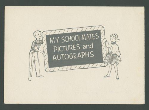 Fourth grade class at Smith Center, Kansas - Page