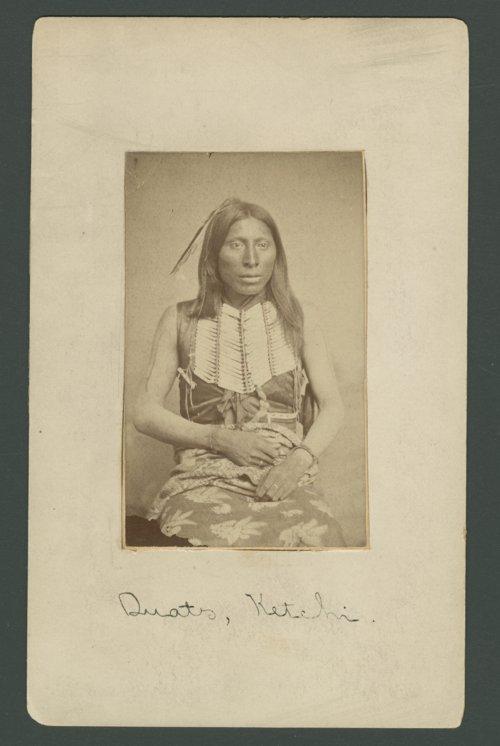 Quats, Kichai, Indian Territory - Page