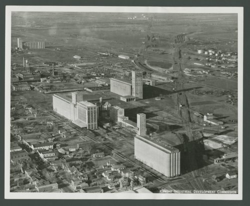Grain elevators, Wichita, Kansas - Page