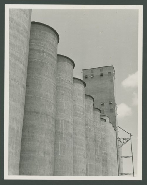 Grain elevators, Abilene, Kansas - Page