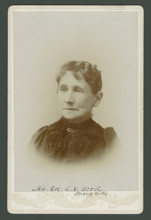 Mrs. Samuel Newitt Wood - Page