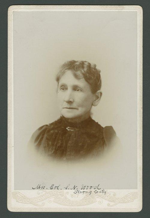 Mrs. Samuel Newitt Wood - Page
