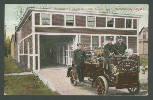 Hutchinson Fire Department, Hutchinson, Kansas - Page