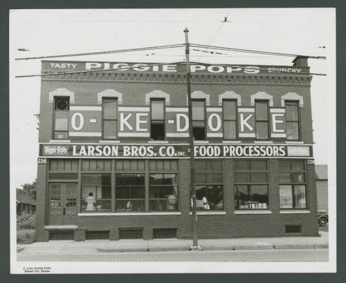 Larson Brothers Company Inc., Kansas City, Kansas - Page