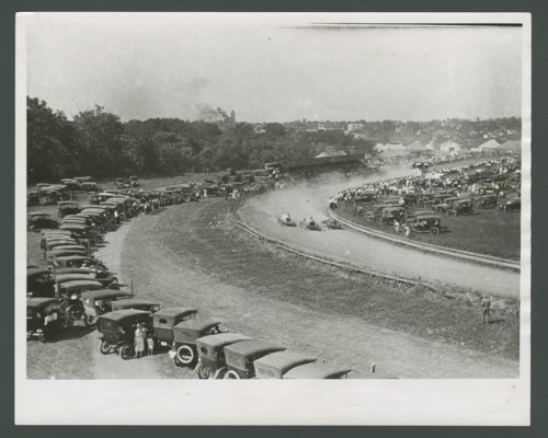 Auto races, Minneapolis, Kansas - Page