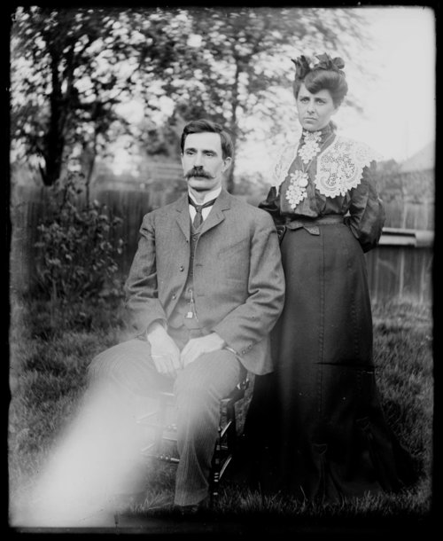 Mr. and Mrs. G. B. Steen - Page