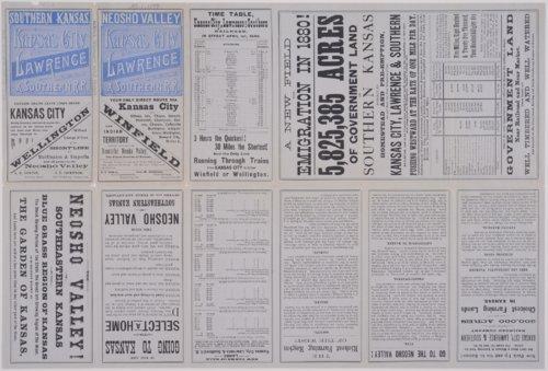 Kansas City, Lawrence and Southern Railroad - Page