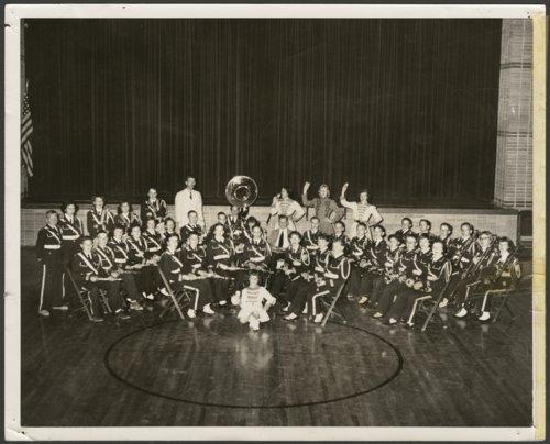 Lakin Grade School band - Page